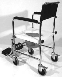 Tusoló- Wc szék, gördithető (HCDA)