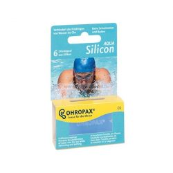 Ohropax Silicon Aqua füldugó 6db (3pár)