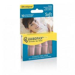 Ohropax Soft füldugó 10db (5pár)