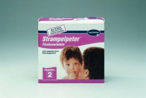 Hartmann Strampelpeter intimbetét 2-es 56db
