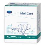 Hartmann MoliCare Slip extra XL (2484 ml) inkontinencia pelenka 14db