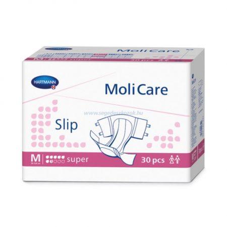 Hartmann MoliCare Slip super M (2099 ml) inkontinencia pelenka 30db