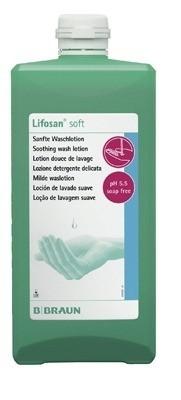 Lifosan Soft folyékony szappan 1000 ml