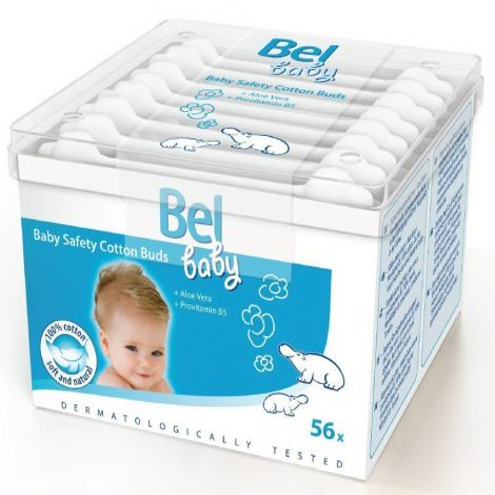 Hartmann Bel Baby Fültisztító pálcika 56db