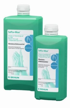 Softa-Man higiénés kézfertőtlenítő 500 ml