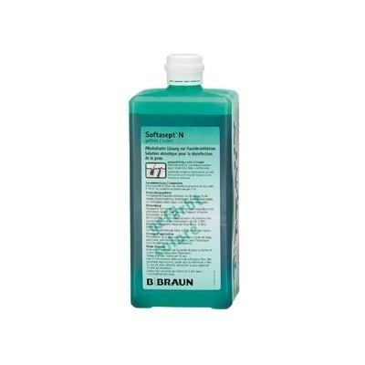 Softasept N bőrfertőtlenítő 1000 ml (színtelen)