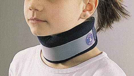 Thuasne Ortel C1 Junior nyaki ortézis