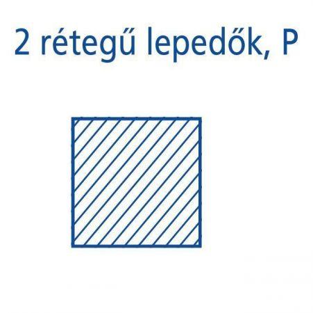 Hartmann Foliodrape Izoláló lepedő  P 75x75 cm 55db