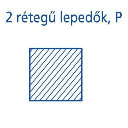 Hartmann Foliodrape Izoláló lepedő  P 90x100 cm 25db