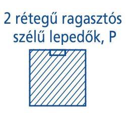 Hartmann Foliodrape Izoláló lepedő rag.széllel P 150x175 cm 14db