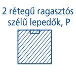 Hartmann Foliodrape Izoláló lepedő rag.széllel P 170x175 cm 12db