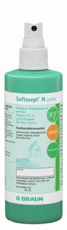 Softasept N 250 ml pumpás (színezett)