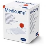 Hartmann Medicomp Extra, steril, 6 rétegű 10x10 cm 2db