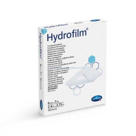 Hartmann Hydrofilm st. filmkötszer 6x7 cm 10db