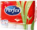 Boni Perfex 3 rétegű toalett papír - 24 tekercs