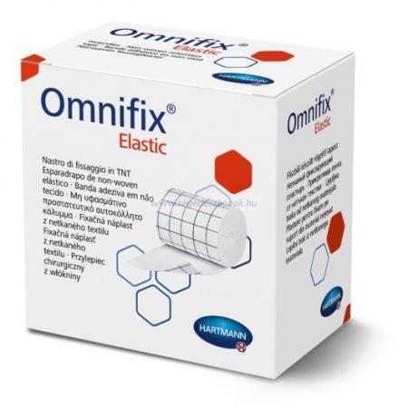 Hartmann Omnifix elastic rögzítőflísz 2,5cmx10m 2db