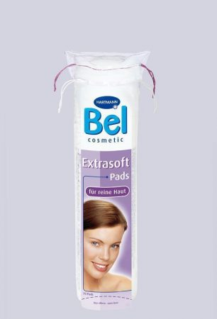 Hartmann Bel Extrasoft kozmetikai vattakorong 70 db