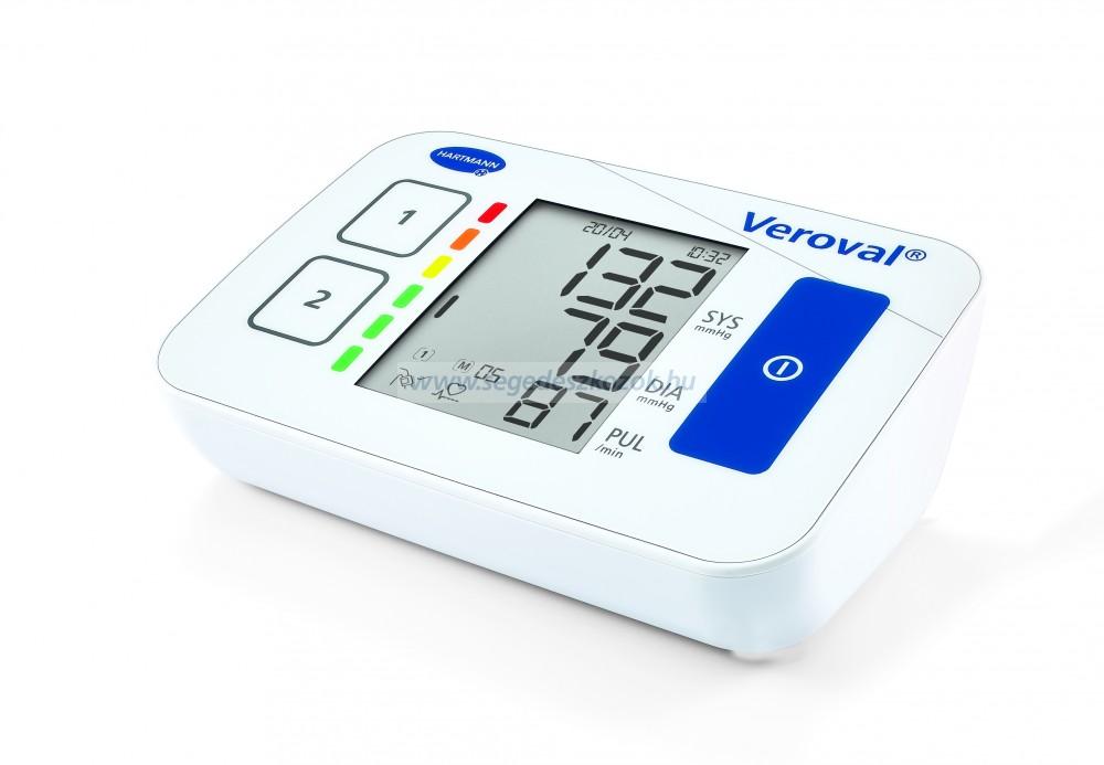 Hartmann Veroval compact felkaros vérnyomásmérő (22-42cm..