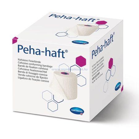 Hartmann Peha-haft tekercs, 8cmx20m nyújtva 20 m hosszú, egyenként csomagolva latex mentes