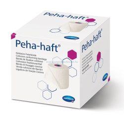 Hartmann Peha-haft tekercs, 10cmx20m nyújtva 20 m hosszú, egyenként csomagolva latex mentes