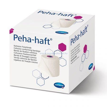 Hartmann Peha-haft tekercs, 12cmx20m nyújtva 20 m hosszú, egyenként csomagolva latex mentes