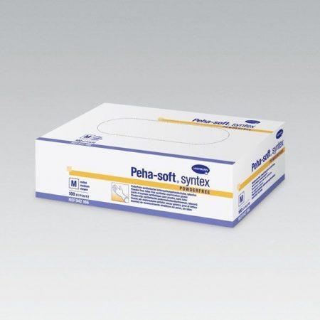 Hartmann Peha-soft syntex kesztyű S méret 100db