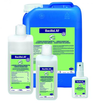 Hartmann Bacillol AF gyors felületfertőtlenítőszer 50ml 1db