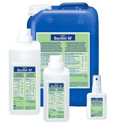 Hartmann Bacillol AF 500 ml, gyors-felületfertőtlenítőszer 1db