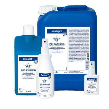 Hartmann Cutasept F 5l, színtelen, alkoholos bőrfertőtlenítőszer 1db
