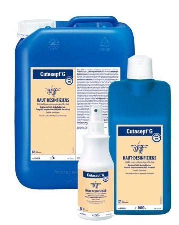 Hartmann Cutasept G 5l, színezett, alkoholos bőrfertőtlenítőszer 1db