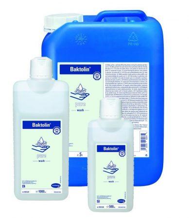 Hartmann Baktolin Pure 5l, kéz-és bőrtisztító folyadék 1db