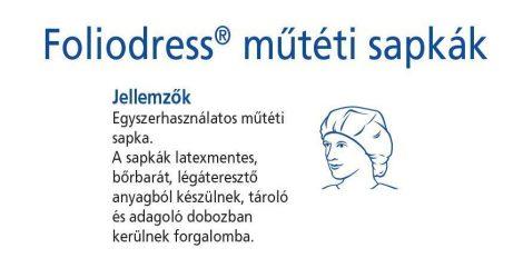 Hartmann Foliodress műtéti sapka Universal Protect  130db