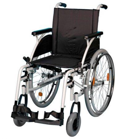 B-4200-M Adaptálható, összecsukható önhajtós kerekesszék