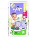 Bella baby happy egyszer használatos pelenka (big pack) 8kg-18kg  - 66db