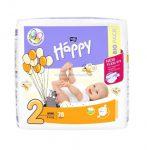 Bella baby happy egyszer használatos pelenka (big pack) 3kg-6kg  - 82db