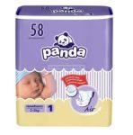 Panda newborn nadrágpelenka 2-5kg - 58db