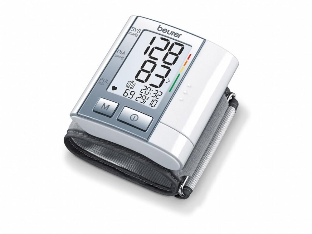 BEURER BC 40 csuklós vérnyomásmérő - Gyógyászati segédeszköz