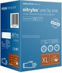 MERCATOR nitrylex one by one nitril púdermentes kesztyű XL 200db