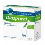 Magnesium Diasporal 300mg vízben oldódó magnézium 20db
